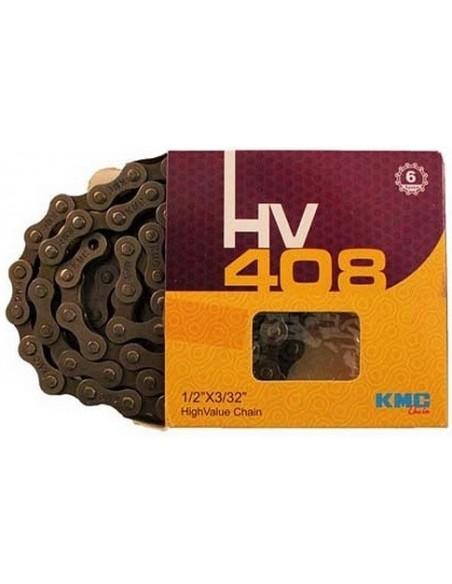 Lant KMC HV408 1/2x3/32 6 Viteze 112 Zale