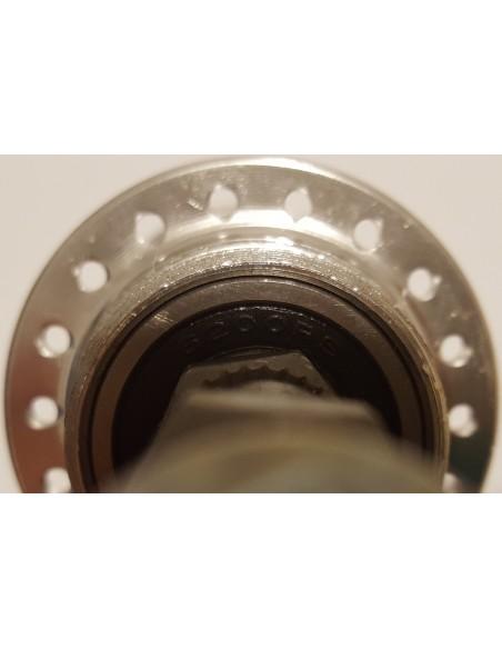 Butuc Roata Spate MTB, otel, cu rulmenti, 26, 3/8x180mm 6