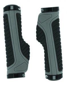 Mansoane Ergonomice Syncromate Force Negru-Gri 130mm