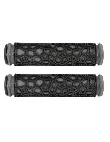 Mansoane Syncromate Cracker Negru-Gri 130mm