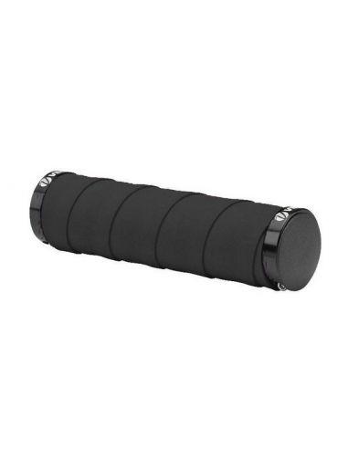 Mansoane Velo Combo Lock Negru 129mm