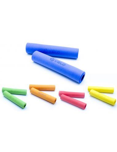 Mansoane Velo Cinch 130mm Albastru Silicon