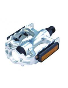 Pedale MTB Syncromate 102x82mm Argintiu
