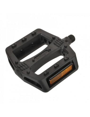 Pedale Wellgo B107N 112x102.4mm Negru