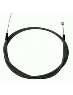 Cablu frana fata cu camasa 75cm