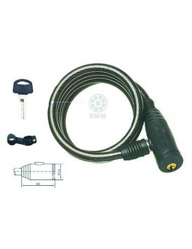 Antifurt Cablu Spiralat Syncro,...