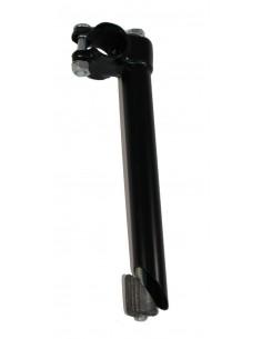 Pipa Bicicleta 28 - Negru