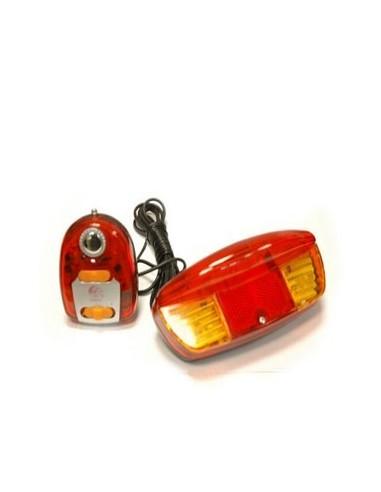 Sonerie Multifunctionala Cu Pozitie Si Semnalizare  (11 LED - 8 MELODII)