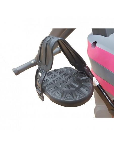 pedale Bicicleta Medicinala Plabila Magnetica Energy Fit 67600  8 Trepte Dificultate Volanta 3Kg