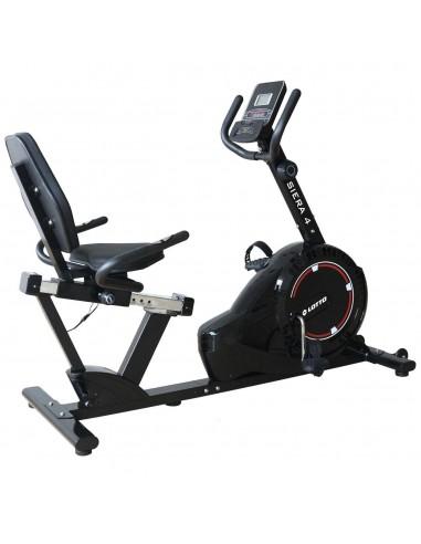 Bicicleta Fitness Recumbent Magnetica Lotto Siera 4 Trepte Dificultate 8 Volanta 7Kg