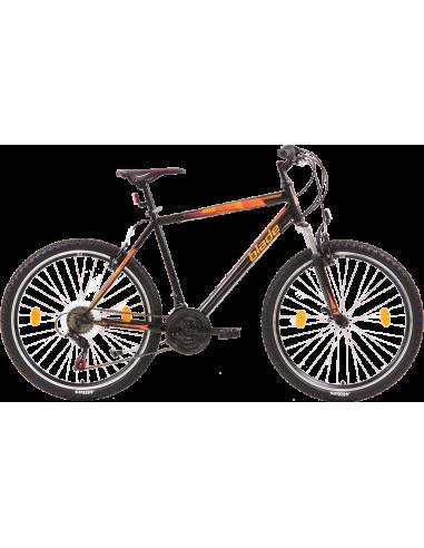 "Bicicleta MTB Blade Base 26"" Cadru Otel V-Brake Jante Duble Shimano Tourney"
