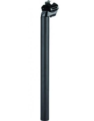Tija Sa Cu Diametru 28.6 mm Din AL 6061 + Cap Aliaj , Lungime 400 mm, Neagra