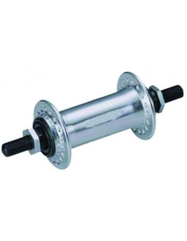 Butuc Aluminiu Fata MTB OLD 100 mm Cu AX 140 mm